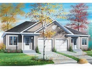 Multiplex Housing Plans Small by Alexandria Place Duplex Home Plan 032d 0045 House Plans