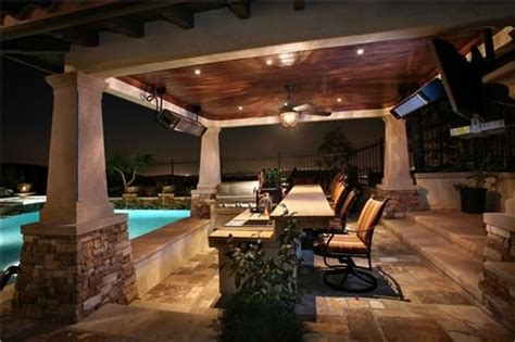 pool patios ideas covered patio with outdoor kitchen covered outdoor kitchen and patio attached to house ideas