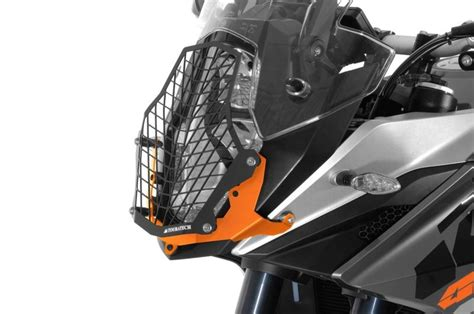 Ktm 1190 Adventure R Accessories Release Stainless Steel Headlight Guard Ktm 1190