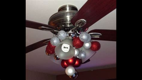 christmas ceiling fan decorating ideas 17 best images about fan on chandelier portal and