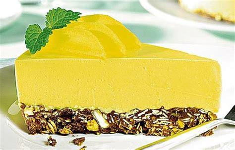 exotische kuchen mango joghurt torte exotische kuchen tolle rezeptideen
