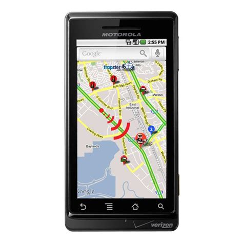 trapster app for android android apps that display stoplight locations