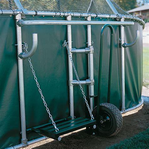 portable backyard batting cages grand slam portable batting cage royal blue jaypro