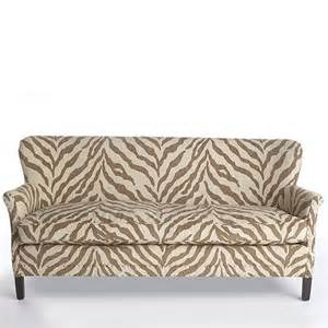 gondola sofa safari wisteria