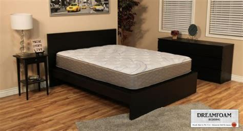 dreamfoam bedding dreamfoam bedding 12 in 1 customizable mattress twin