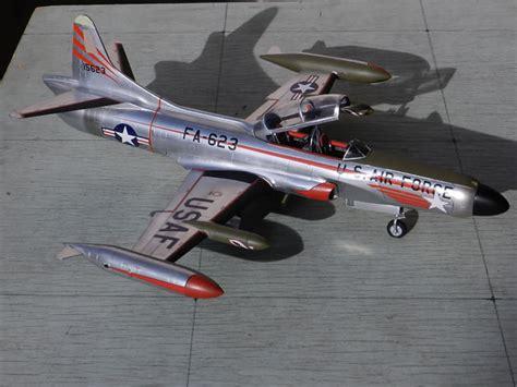 Kitty Hawk's 1/48 scale F-94C Starfire by Paul Coudeyrette P 47d Thunderbolt