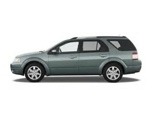 2008 Ford Taurus X Limited 2008 Ford Taurus X Awd Limited Ford Midsize Wagon Review