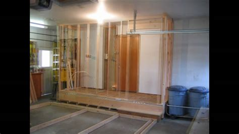 Slab House Plans by Diy Main Floor Laundry Room Addition Youtube