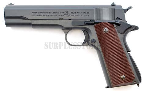 t s b 0529 01 tokyo marui colt m1911a1 6mm airsoft gbb pistol rif