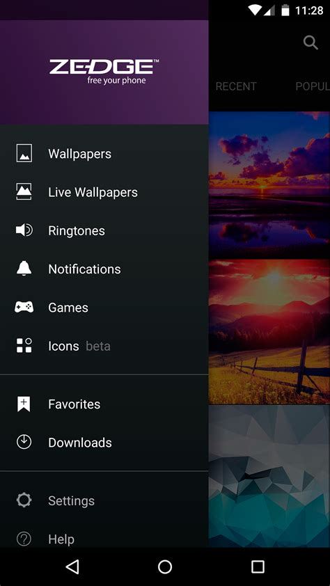 zedge ringtones for android free zedge ringtones wallpapers au appstore for android