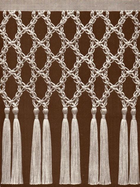 curtain patterns 802 best macrame images on macrame knots weaving and accent pillows