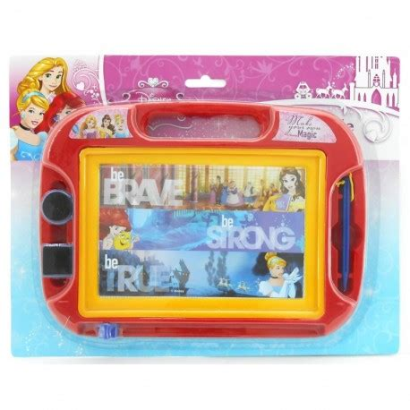 Mainan Anak Violin Frozen disney princess make your own magic doodle happy