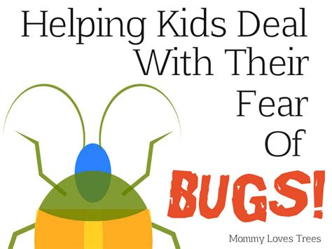 8 Ways To Deal With Pests by Outdoorsmom Helping Deal With Their Fear Of Bugs