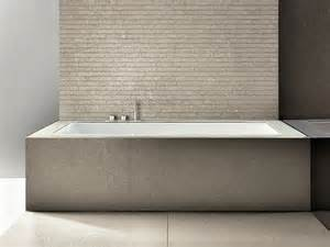 Undermount Bathtub by Undermount Corian 174 Bathtub Wave By Makro Design Makro Design