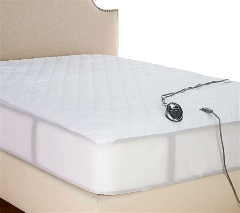 heated bed beautyrest heated mattress pad ballkleiderat decoration