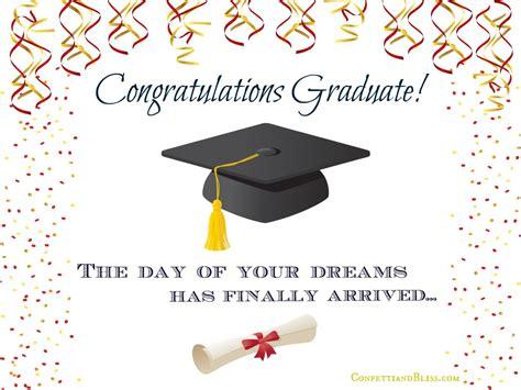 Graduation Card Wording Ideas