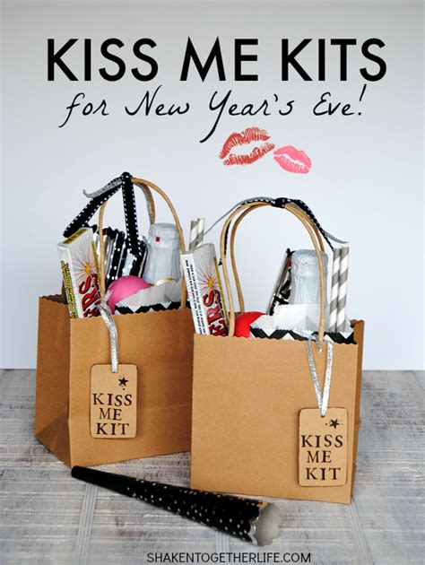 new years gift baskets me kits for new year s