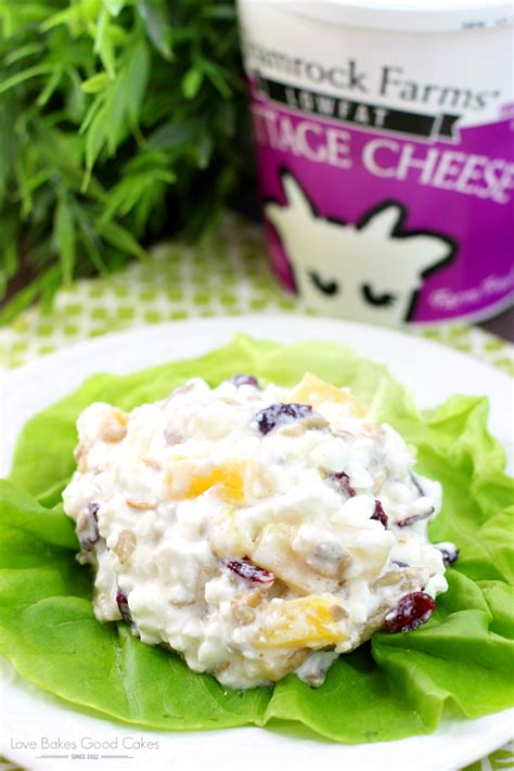 pineapple cottage cheese salad love bakes good cakes