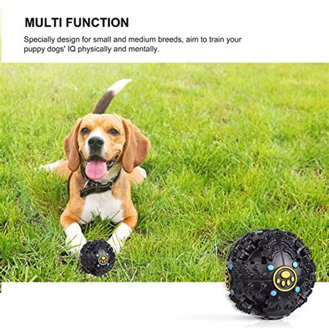 giggle for dogs petacc giggle wiggle balls pet bite resistant smarter interactive iq