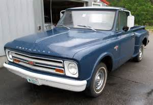 1967 chevy shortbed stepside