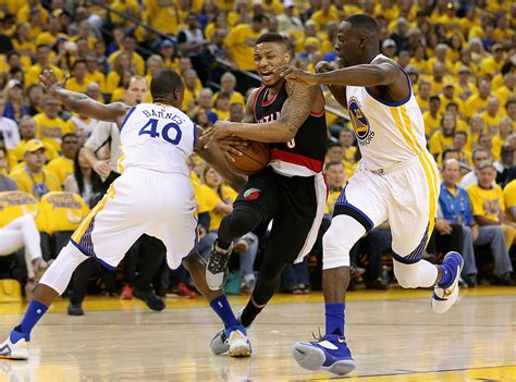 warriors trail blazers four questions for the four second round nba playoffs matchups