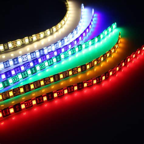 led lights bright 2pcs 7 colors ultra bright 18 led daytime running light drl fog l 30cm 12v
