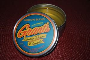 Pomade Tokyo an with grant of grant s golden brand electrogent