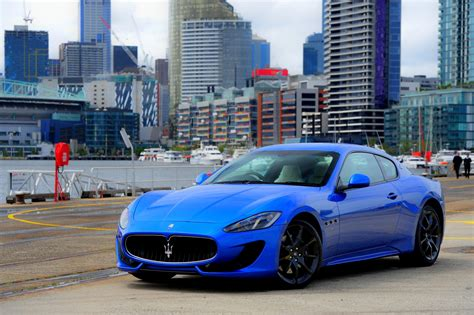 maserati sports car maserati granturismo sport review photos caradvice