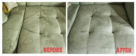 can you clean a microfiber couch with a carpet cleaner how to clean microfiber furniture