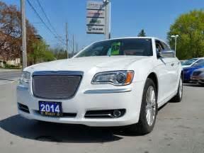 2014 Chrysler 300 Limited 2014 Chrysler 300 300c Luxury Series White Manley Motors