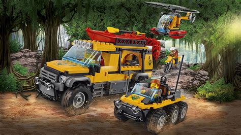 60161 jungle exploration site lego 174 city products and