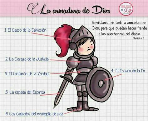 Similiar Armadura De Dios Para Ninos Keywords
