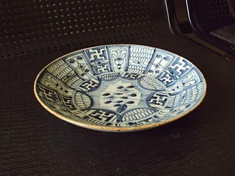 Oleh2 Dunia Belanda Piring Pajang antik unik cantik piring dan mangkuk