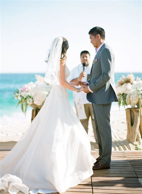 Nikki and Jeff's Cabo Wedding   Best Wedding Blog