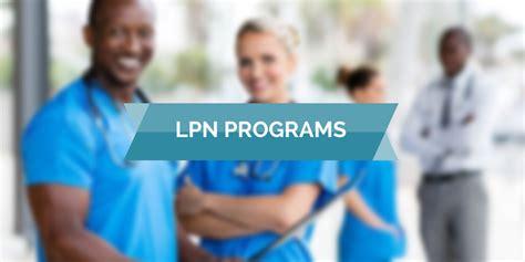 lpn licensed practical programs - Licensed Practical Programs