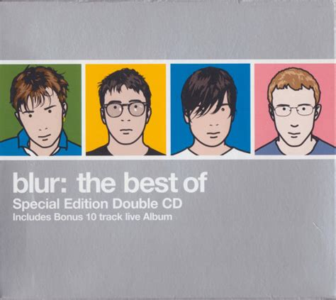best of blur 2000 blur the best of special edition 2cd emi