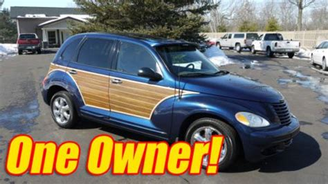 car owners manuals for sale 2003 chrysler pt cruiser lane departure warning purchase used 2003 chrysler pt cruiser one owner only 103 349 miles 2 4l 5 speed manual in