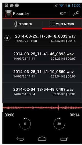 hd recorder for android voice recorder hd apk for android