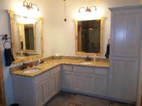 sink corner vanity search bathroom
