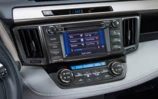 Toyota Rav4 Stereo 2013 Toyota Rav4 Xle Test Truck Trend