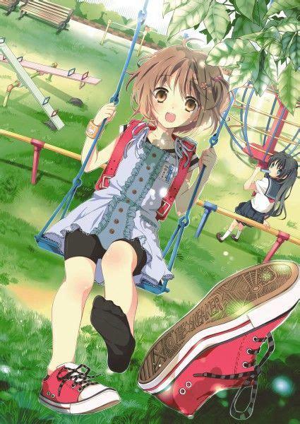 anime swing anime girl on swing anime pinterest happenings