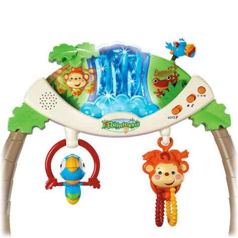 Fisher Price Vibrating Chair by Fisher Price Rainforest Vibrating Soother Baby Bouncer Seat Rocking Moving Chair Ebay