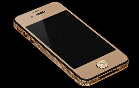 Million Dollar Decorating by Million Dollar Iphone 5 Appears Diamond Encrusted And In