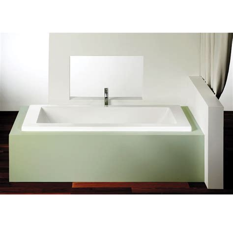 Rona Bathtubs by Quot Plenitude Quot Podium Bathtub Rona