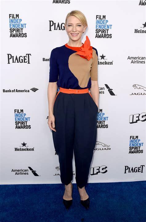 Independent Spirit Awards Cate Blanchett by Cate Blanchett 2016 Independent Filmmaker Grant And