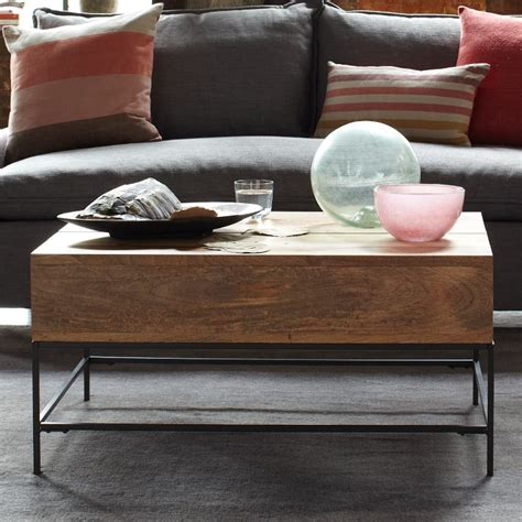 Rustic Coffee Tables With Storage Rustic Storage Coffee Table Basically Beautiful Furniture Storage Organizing