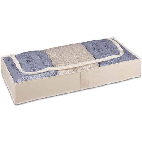 canvas bed storage container in accent rugs