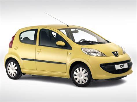 peugeot 2 door car peugeot 107 5 doors specs 2005 2006 2007 2008