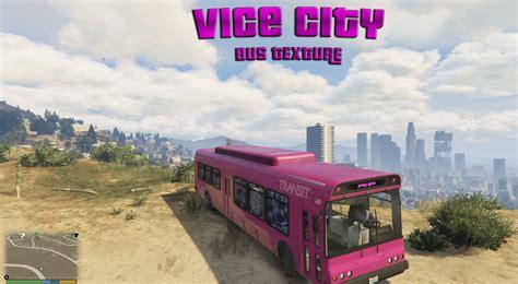mod gta 5 keren vice city bus gta5 mods com