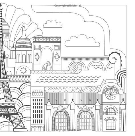 splendid symmetries a coloring book for adults coloring collection books 46 best images about coloring book cities